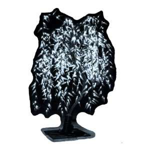 Line Gift Ltd. 39023 WT 60 Inch high Indoor/ outdoor LED Lighted Trees