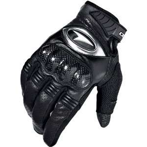 AXO Pro Race Mens Sports Bike Motorcycle Gloves   Black