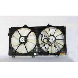 07 10 LEXUS ES 350 (w/o Towing) RADIATOR & COND CONDENSER
