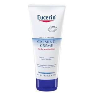 63628 Part# 63628   Cream Calming Eucerin Fragrance Free