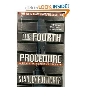 The Fourth Procedure Stanley Pottinger Books