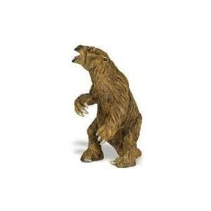 Retired Wild Safari Giant Sloth Toy Model Toys & Games