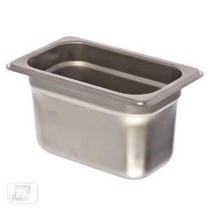 NJP 114 4 Ninth Size Anti Jam Steam Table Pan