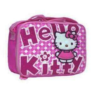 Sanrio Hello Kitty Lunch Bag w/ Bottle Toys & Games