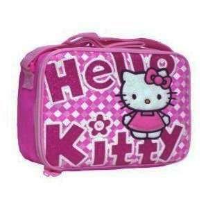 Sanrio Hello Kitty Lunch Bag w/ Bottle Toys & Games
