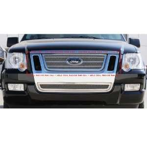 2006 2010 FORD EXPLORER SPORT TRAC MESH GRILLE GRILL