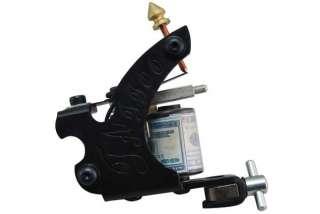Complete Tattoo Kit 2 Machine Guns Ink Power Set MK1 6