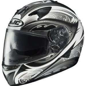 HJC IS 16 Lash Full Face Motorcycle Helmet MC 5 Black XXL