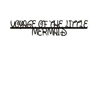 OF THE LITTLE MERMAID TITLE   SCRAPBOOK DISNEY TITLE