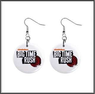 Big Time Rush BTR James Carlos Kendall Button Earring