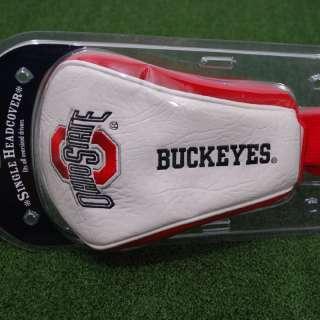 Ohio State Buckeyes OSU Golf DRIVER HEADCOVER NEW