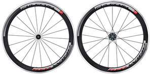 FULCRUM RED WIND 50 WHEEL SET CARBON CLINCHER CAMPY