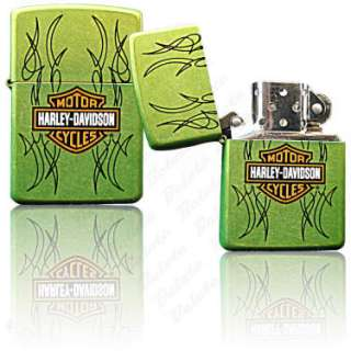 zippo lighters since 1932 m odel 24774 d escription harley davidson