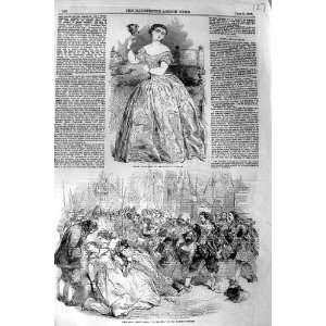 1856 SCENE VERDI OPERA TRAVIATA THEATRE PICCOLOMINI Home