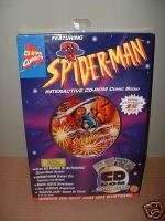 Spider Man CD Comic Book 1995 Green Goblin NIB
