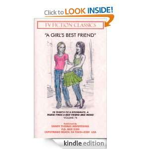 GIRLS BEST FRIEND (TV FICTION CLASSICS): Sandy Thomas: