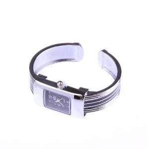 Square Bracelet Wrist Watch For Ladies Girls Women