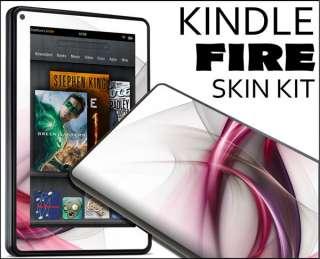 Kindle Fire Skin Vinyl Decal eBook Netbook Tablet #103