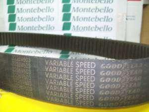 Goodyear 3226V603 Variable Speed Belt 3226 V 603