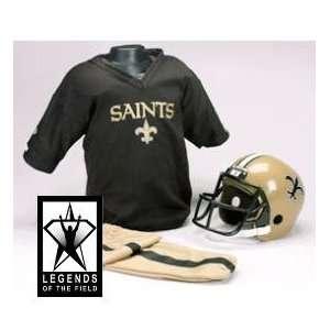 com New Orleans Saints NFL Youth Uniform Set   Medium (ages 7 10) NO