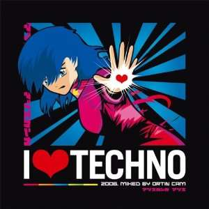I Love Techno 2006 Music