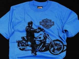 Dublin Harley Davidson Nostalgic Rider T shirt