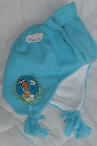 Toddler Disney Princess and the Frog Tiana Hat & Mittens Gloves