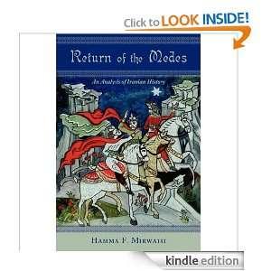 Return of the Medes Hamma Mirwaisi  Kindle Store