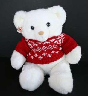 Hallmark Heartline Plush Stuffed Teddy Bear Toy