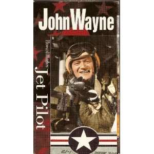 John Wayne American Hero of the Movies   Jet Pilot Movies