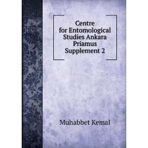 Studies Ankara Priamus Supplement 2 Muhabbet Kemal Books