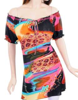 New Womens Shirt Blouse Top Milti Color XL 2XL 3XL
