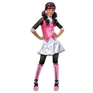 Costumes 211467 Monster High  Draculaura Child Costume