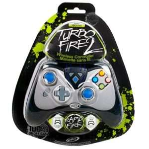 Turbo Fire 2 Wireless Xbox 360 Controller w/ Rapid Fire
