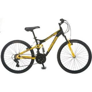 Mongoose Maxim Dual Suspension Mountain Bike (24 Inch