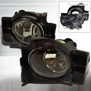 Nissan Nissan Altima Oem Style Fog Light   Smoke Lens Performance