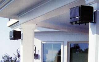 New Bose 151 BLACK ENVIRONMENTAL Patio Deck Outdoor Indoor Speakers w