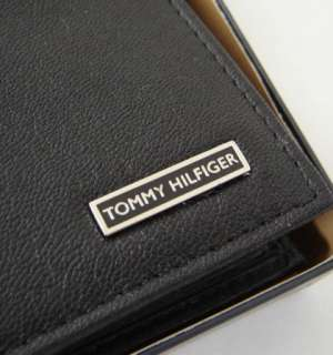 Beautiful mens leather passcase wallet . brand new with tags & in