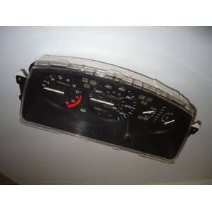 92 95 Honda Civic Automatic Transmission Gauge Cluster