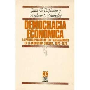 ) (9789681616816): Espinosa Juan G. y Andrew S. Zimbalist: Books