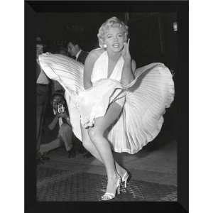 Matthew Zimmerman FRAMED 28x36 Marilyn Monroe, 1954