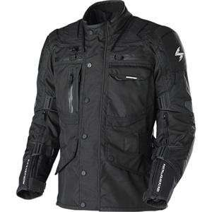 Scorpion XDR Commander Jacket   Tall/3X Large/Black Automotive