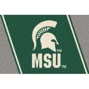 com Milliken 74198 Collegiate Michigan State University Spartans Rug