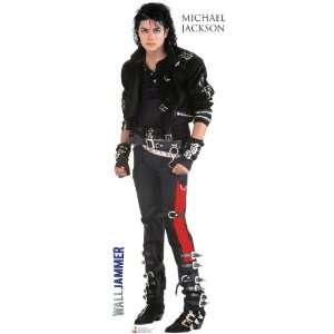 Michael Jackson Bad WJ1022 LS Vinyl Sticker