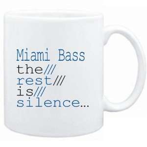 Mug White  Miami Bass the rest is silence  Music