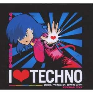 I Love Techno 2006 Various Artists Music