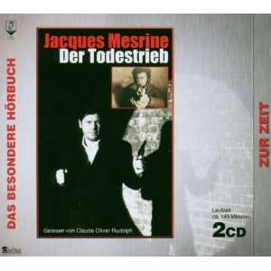 Der Todestrieb. 2 CDs: Jacques Mesrine: Music