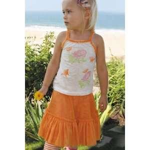 Baby Lulu Sylvia Baby Girls Ruffle Skirt Baby