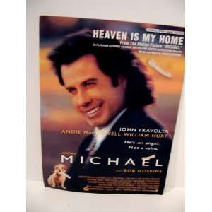 Heaven is my Home from the Motion Picture Michael Words and Music