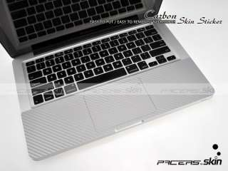 CARBON SKIN Sticker Decal Case for Apple MacBook Pro 13 P154